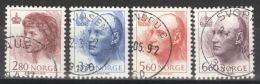 Norwegen 1084/87 O - Norwegen