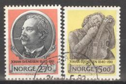 Norwegen 1054/55 O - Norwegen