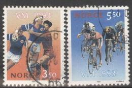 Norwegen 1129/30 O - Norwegen