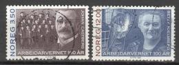 Norwegen 1133/34 O - Norwegen