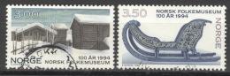 Norwegen 1161/62 O - Norwegen