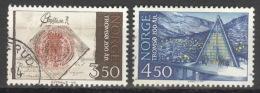 Norwegen 1154/55 O - Norwegen