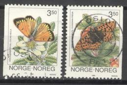 Norwegen 1143/44 O - Norwegen