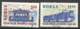 Norwegen 1163/64 O - Norwegen
