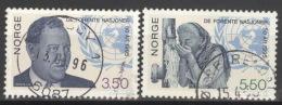 Norwegen 1187/88 O - Norwegen