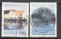 Norwegen 1176/77 O - Norwegen