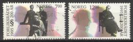 Norwegen 1185/86 O - Norwegen