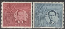 Rumänien 682/83 ** Postfrisch - Ungebraucht