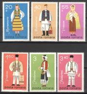 Rumänien 3658/63 ** Postfrisch - Ungebraucht
