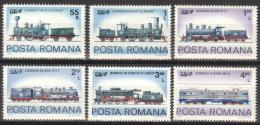 Rumänien 3674/79 ** Postfrisch - Ungebraucht