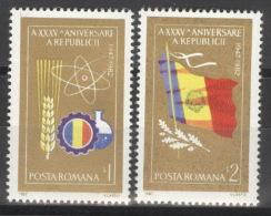 Rumänien 3931/32 ** Postfrisch - Ungebraucht