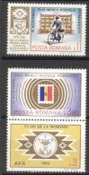Rumänien 3978/79 ** Postfrisch - Ungebraucht