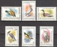 Rumänien 4149/54 ** Postfrisch - Ungebraucht