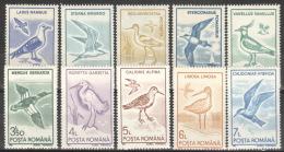 Rumänien 4642/51 ** Postfrisch - Ungebraucht