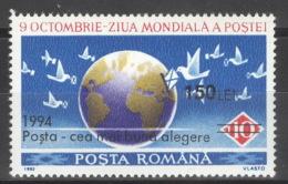 Rumänien 5032 ** Postfrisch - 1948-.... Republiken