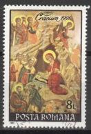 Rumänien 4760 O - Gebraucht