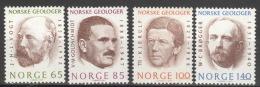 Norwegen 687/90 ** Postfrisch - Norwegen
