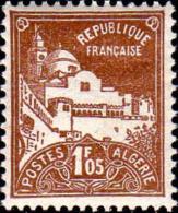 Algérie Poste N** Yv: 52 Mi:53 Alger Grande Mosquée De La Pêcherie - Nuevos