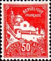 Algérie Poste N** Yv: 79A Mi:102 Alger Grande Mosquée De La Pêcherie - Nuevos