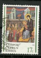 Cyprus 1988  17c Christmas Issue #715 - Cyprus (Republic)