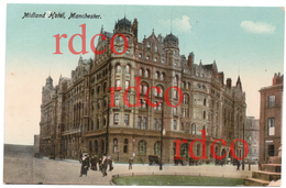 UK Manchester, Midland Hotel - Manchester