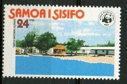 Samoa Islands 1978  24s  Beach Issue #470 - Samoa