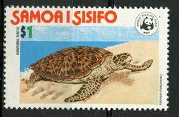 Samoa Islands 1978  $1.00 Turtle Issue #471 - Samoa