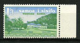 Samoa Islands 1962  1sh3p Valima Issue #230 - Samoa