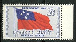 Samoa Islands 1962 2sh6p Flag Issue #231 - Samoa