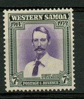Samoa Islands 1939 7p Stevenson Issue #184 - Samoa