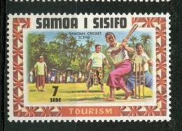 Samoa Islands 1971 7s Tourism Issue #345 - Samoa