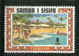 Samoa Islands 1971 8s Tourism Issue #346 - Samoa