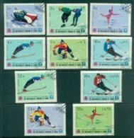 Yemen Kingdom 1968 Winter Olympics, Grenoble CTO - Yemen