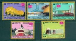 Yemen Kingdom 1970 Osaka Expo, Pavillion CTO - Yemen