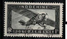 INDOCHINE        N°  YVERT   PA  11  OBLITERE       ( O   2/05 ) - Indochina (1889-1945)