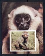 Sharjah 1972 Mi#MS117 Monkeys & Apes MS MUH - Sharjah
