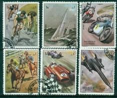 Sharjah 1972 Transport CTO - Sharjah