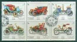 Sharjah 1972 Veteran Cars Blk 6 CTO Lot77244 - Sharjah