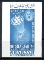 Sharjah 1963 Mi#MS1 Anti Malaria MS MUH - Sharjah