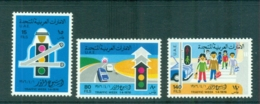 United Arab Emirates 1976 Traffic Week Lot71522 - United Arab Emirates