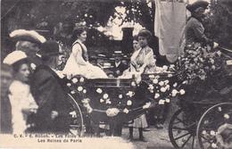 BE17- ROUEN  LES FETES NORMANDES  LES REINES DE PARIS  CPA  CIRCULEE - Rouen
