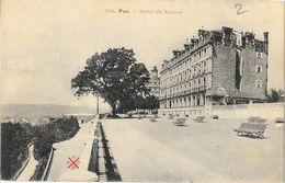 Pau - Hôtel De France - Carte M.P.P.P. N° 224 Non Circulée - Hotels & Restaurants