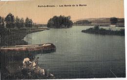 PORT A BINSON-LES BORDS DE LA MARNE - France