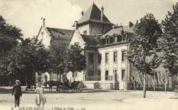 AIX LES BAINS  L'Hotel De Ville Fiacre RV - Aix Les Bains