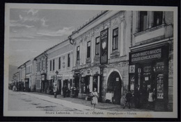 Slovakia - Stara Lubovna, Olublo, Altlublau - Year Cca 1910 - Slovakia