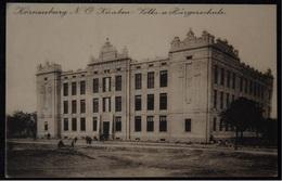 Austria - Korneuburg, Schule, School, Year 1914, Militarzensur - Korneuburg