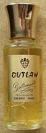 1 Flacon Ancien Miniature Parfum GALIMARD Outlaw - Vintage Miniatures (until 1960)