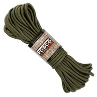 Corde Multi-usages 15 M X 5 Mn, Verte ( Commando 4x4 Intervention Militaria Treck Jeep Willys Camping - Unclassified