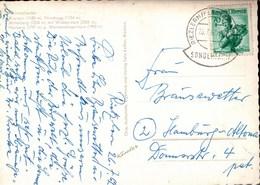 ! 1962 Ansichtskarte Riezlern Kleinwalsertal, Stempel, Sondertarif, Österreich - Marcophilie - EMA (Empreintes Machines)