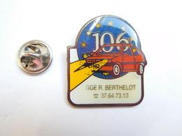 Beau Pin's , Auto Peugeot 106 , Garage Berthelot , Ezy Sur Eure - Peugeot
